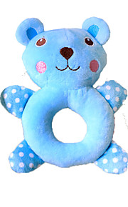 New Q of the zoo greatly ring toy teddy dog pet products
