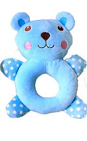 nuova q dello zoo anello notevolmente giocattolo di peluche prodotti per animali cane