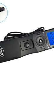 Sidande 7102 LCD Time Lapse Intervalometer Remote Control Timer Shutter Release for Canon 7D / 6D / 5D2 / 5D3