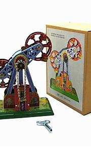 Игрушка новизны / Стресс Relievers / Логические игрушки / Игрушка с заводом Игрушка новизны / / фонограф / Машина Металл КоричневыйДля