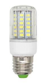 7W E14 / G9 / GU10 / B22 / E26/E27 Lâmpadas Espiga T 58 SMD 5736 650 lm Branco Quente / Branco Frio Decorativa AC 220-240 / AC 110-130 V1