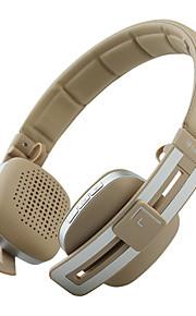 Beevo V8 Høretelefoner (Pandebånd)ForMedie Player/Tablet / Mobiltelefon / ComputerWithMed Mikrofon / DJ / Lydstyrke Kontrol / Gaming /