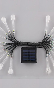 NO 5 M 20 Dip Led לבן חמים / לבן / RGB חסין למים W חוטי תאורה <5V V