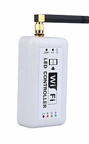 1pcs smart app kontroll rgb wifi ledet kontrolleren dc12-24v max 12a