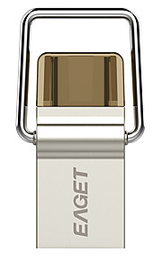 EAGET CU10-16G 16GB USB 3.0 Wodoszczelność / Odporny na wstrząsy / Niewielki rozmiar