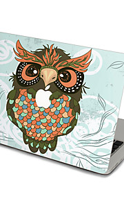 1개 스크래치 방지 투명 플라스틱 바디 스티커 만화 이미지 / 울트라 씬 / 무광 용망막과 맥북 프로 15 '' / 맥북 프로 15 '' / 망막과 맥북 프로 13 '' / 맥북 프로 13 '' / MacBook Air 13'' / MacBook