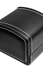 kvinder / mænds pu læder ur smykker emballage boks accessories 10 * 8cm