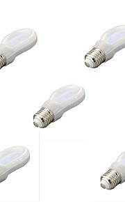 6W E26/E27 LED-globepærer PAR20 1 SMD 2835 500LM lm Varm hvit / Kjølig hvit Dekorativ AC 85-265 V 5 stk.