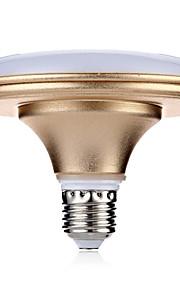 20W E26/E27 LED-globepærer BR 50 SMD 5730 1500LM lm Kjølig hvit Dekorativ / Vanntett AC 220-240 V 1 stk.