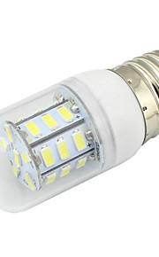 4 E26/E27 LED-lampa T 27 SMD 5730 280 lm Varmvit / Kallvit Dekorativ AC 85-265 / 9-30 V 1 st