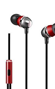 중립 제품 AM700M 커널 이어폰( 인 이어 커널)For미디어 플레이어/태블릿 / 모바일폰 / 컴퓨터With마이크 포함 / DJ / 볼륨 조절 / 게임 / 스포츠 / 소음제거 / Hi-Fi / 모니터링(감시)