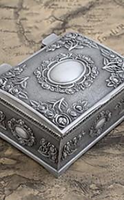 Smykkeskrin Legering 1pc Sølv