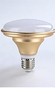 15W E26/E27 LED-globepærer BR 30 SMD 5730 1100LM lm Kjølig hvit Dekorativ / Vanntett AC 220-240 V 1 stk.