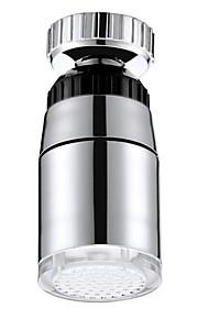 ledede fargeendring kranen temperaturkontroll temperaturfølsom lysende tappekran (abs vann plating)