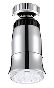 ledet tappekran / sirkulær temperaturkontroll tre farger temperaturendringer tappekran (kobber galvanisering)