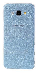PET Ultra sottile / Satinato / Glitterato Decalcomanie Anti-graffi / Anti-impronteScreen Protector ForSamsung GalaxyGalaxy S7 edge /