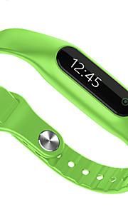 LXW 0001 Smart armbandVattenavvisande / Lång standby / Träningslogg / Hälsovård / Sport / Distansmätning / Multifunktion / Bärbar /