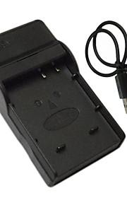 bcf10e micro usb câmera móvel carregador de bateria para Panasonic BCF10 e bck7 DMC-FS6 fs7 FS15 FS25 TS1 FX40