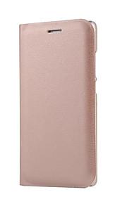 Per Custodia Huawei / P9 / P9 Lite Con chiusura magnetica / Effetto ghiaccio Custodia Integrale Custodia Tinta unita Resistente Similpelle
