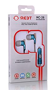 Neutre produit MC-26 Casques (Bandeaux)ForLecteur multimédia/Tablette / Téléphone portable / OrdinateursWithAvec Microphone / DJ /