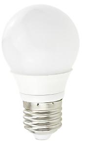 3 E26/E27 LED-globepærer A80 6 COB 260 lm Varm hvit / Kjølig hvit Dekorativ AC 85-265 / 9-30 V 1 stk.