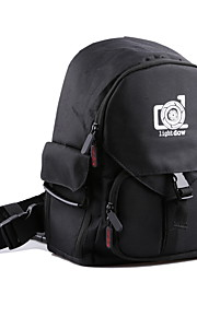 Lightdow QR(Quick Response/Release) Water Resistant Bag  4pcs Pack of Lens Pouch for SLR/DSLR Cameras and Accessories