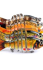 1 pcs Fishing Lures Vibration/VIB Random Colors 11 g Ounce mm inch,Hard Plastic Bait Casting