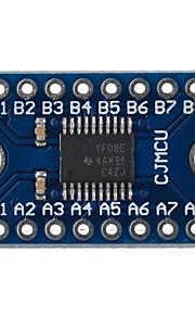 cjmcu txs0108e niveau logique à 8 canaux convertisseur bidirectionnel