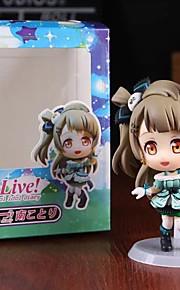 Amar viver Kotori Minami PVC 15cm Figuras de Ação Anime modelo Brinquedos boneca Toy