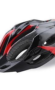 Unisex-Dağ / Spor / N/A-Bisiklete biniciliği / Dağ Bisikletçiliği / Yol Bisikletçiliği / Eğlence Bisikletçiliği-Kask(Sarı / Beyaz /