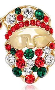kan polly santa all-match europa diamantbroche
