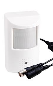 420tvl CCD 940nm Led Camera Pir Mini Ccd Camera Covert Audio Night Vision PIR IR Camera PIR Motion Detector Pinhole Cam