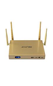 A5 TV BOX RK3128 Quad-core 64-bit Andrews Player