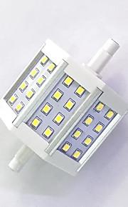 7 R7S LED-kornpærer T 24LED SMD 2835 680LM-800LM lm Varm hvit / Kjølig hvit Dekorativ AC 85-265 V 1 stk.
