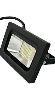 ZDM 30ワット144pcs 2900lm防水IP68超薄型屋外照明キャスト光暖かい冷たい白/白(ac170-265v)