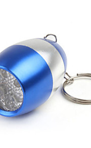 Освещение Фонари-брелоки LED 50 Люмен 1 Режим LED CR2016 Маленький размер Походы/туризм/спелеология / Повседневное использование