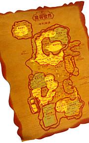 Mais Acessórios Inspirado por LOL France Francis Bonnefoy Anime/Games Acessórios de Cosplay Mais Acessórios Marrom Pele PU