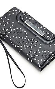 Per Custodia iPhone 7 Plus / Custodia iPhone 6 Plus Porta-carte di credito / A portafoglio / Con diamantini / Con chiusura magnetica