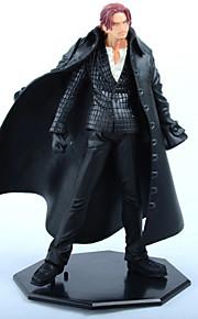 One Piece Akakami não shankusu PVC 23cm Figuras de Ação Anime modelo Brinquedos boneca Toy