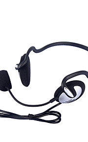 CMR earphone for V6 V4 Høretelefoner (Ørekrog)ForMedie Player/TabletWithFM Radio / Bluetooth