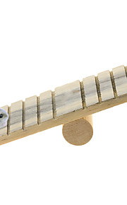 Wooden Seesaw Teeter Totter Toy for Small Animal Hamster Rat