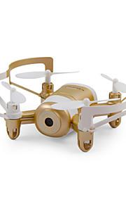 Others 512dw Drone 6 Eixo 4CH 2.4G Quadcóptero RCIluminação De LED / Modo Espelho Inteligente / Vôo Invertido 360° / Acesso Em Tempo Real