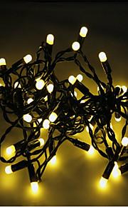 5m-50 lys ledet julekule streng lys