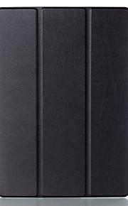 beschermhoes voor de tab lenovo 2 a10-70 a10-70f a10-70l a10-30 x30f 10,1 inch tablet pu lederen tas tab3 10 zaken tab 3-x70f / m