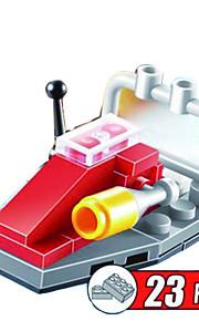 Blocos de Construir para presente Blocos de Construir Modelo e Blocos de Construção Plástico 5 a 7 Anos / 8 a 13 Anos / 14 Anos ou Mais