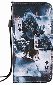 Magician Painting PU Phone Case for apple iTouch 5 6