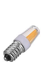 4W E14 LED-kornpærer 300LM lm Varm hvit / Kjølig hvit Dimbar AC 220-240 V 1 stk.