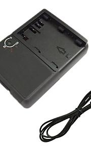 BP511 carregador de bateria e cabo do carregador da UE para Canon EOS 300D BP511 10d 20d 30d 40d 50d EOS 5D