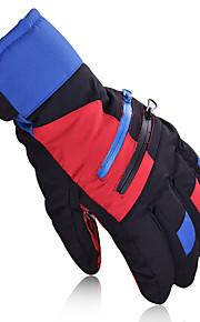כפפות סקי על כל האצבע כל כפפות ספורט/ פעילות שמור על חום הגוף / עמיד בפני רוחות / מוגן משלג סקי / ספורט פנאי / גלישה כותנהכפפןת חורף /