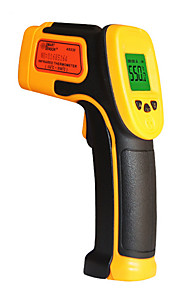 AS530 F3995 Hand-Held Non-Contact Industrial Infrared High-Precision Thermometer